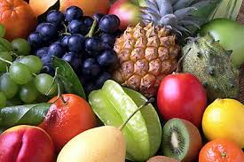 fruits provide minerals